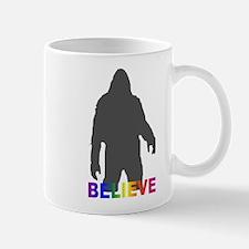 Believe in Bigfoot Mug