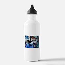 Cute Tricks Water Bottle