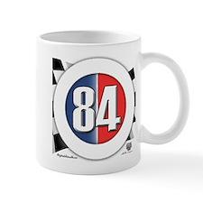 84 Car Logo Mug