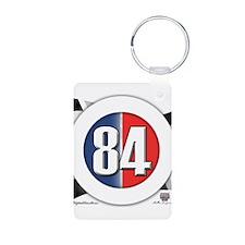 84 Car Logo Keychains