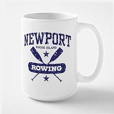 Newport Rhode Island Rowing Mug