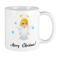 Merry Christmas Small Mug