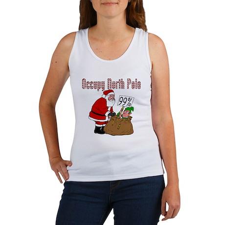 Occupy North Pole Women's Tank Top