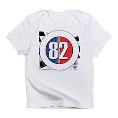 82 Car Logo Infant T-Shirt