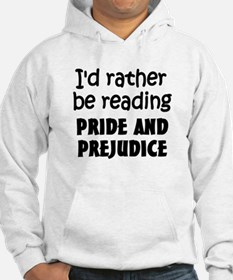 Pride and Prejudice Hoodie Sweatshirt
