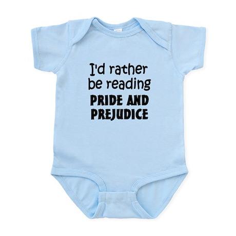 Pride and Prejudice Infant Bodysuit