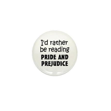 Pride and Prejudice Mini Button (10 pack)