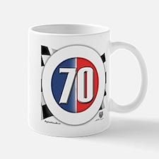 70 Car Logo Mug