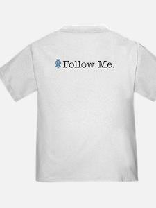 I'm on Twitter T