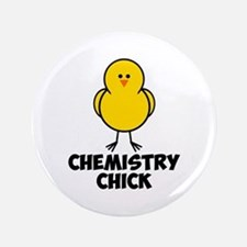 """Chick 3.5"""" Button"""
