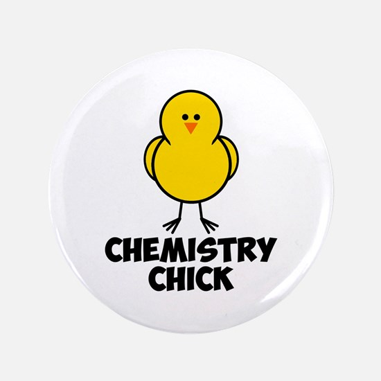 "Chick 3.5"" Button"