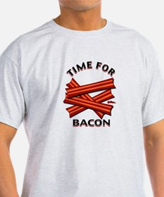 Time For Bacon! T-Shirt
