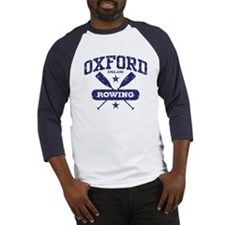 Oxford England Rowing Baseball Jersey