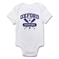 Oxford England Rowing Infant Bodysuit