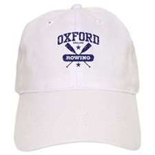 Oxford England Rowing Baseball Cap