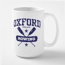 Oxford England Rowing Large Mug