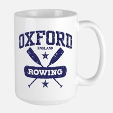 Oxford England Rowing Mug