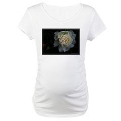 .white peony. Shirt