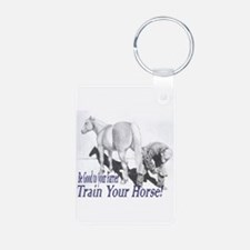 Be good to your Farrier Keychains