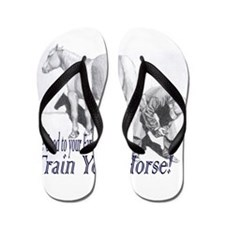 Be good to your Farrier Flip Flops