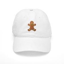 Gingerbread man Baseball Cap