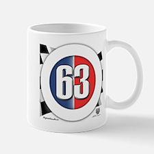 63 Car Logo Mug