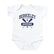 Berkeley California Rowing Infant Bodysuit