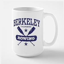 Berkeley California Rowing Large Mug