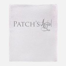 Patch's Angel Throw Blanket