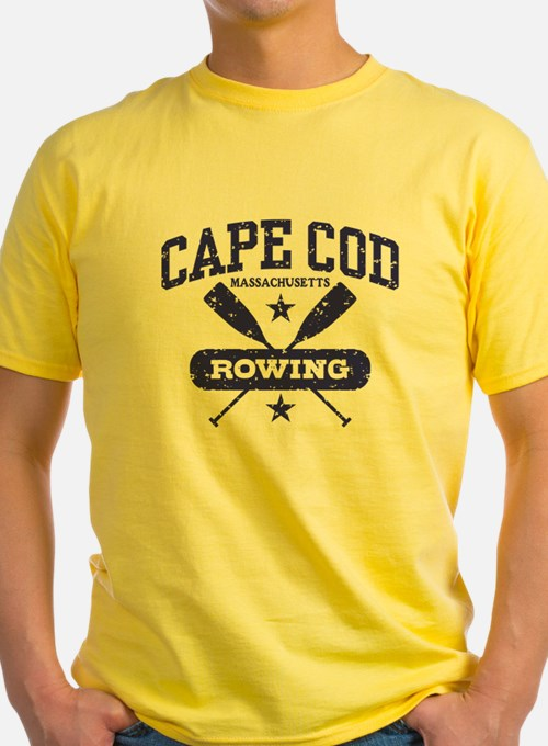 Cape Cod Rowing T
