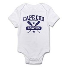 Cape Cod Rowing Infant Bodysuit