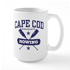 Cape Cod Rowing Mug