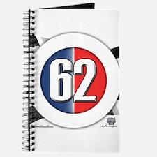 62 Car logo Journal