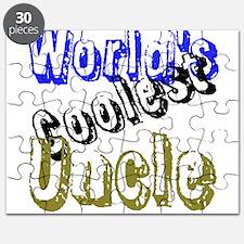 World's Coolest Uncle Puzzle