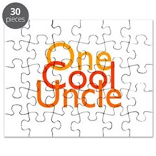 One Cool Uncle Puzzle