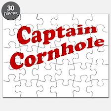 Captain Cornhole Puzzle