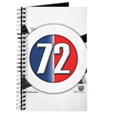 72 Car Logo Journal