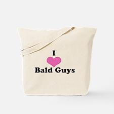 Cute Guys Tote Bag