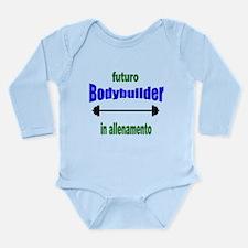 Futuro Bodybuilder Long Sleeve Infant Bodysuit
