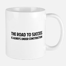 The Road To Success Mug