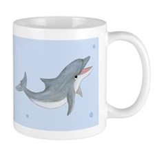 Dolphin Small Mug