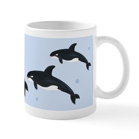 Orca Whale Mug