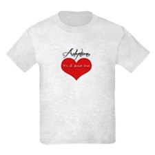 Adoption love KidsT-Shirt
