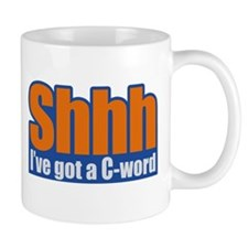Blue Mountain State C Word Mug