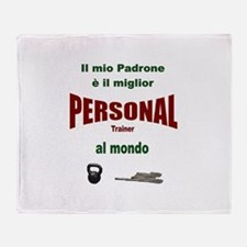 Miglior Personal Trainer Throw Blanket