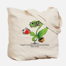 Cool Orchids Tote Bag