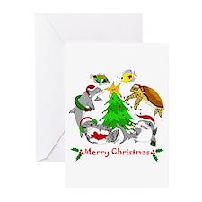 Christmas 2011 Greeting Cards (Pk of 20)