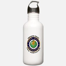 Private Pilot Water Bottle
