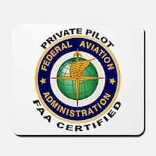 Private Pilot Mousepad