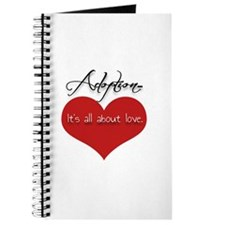Adoption Love Journal